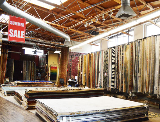 showroom Rugs San Diego