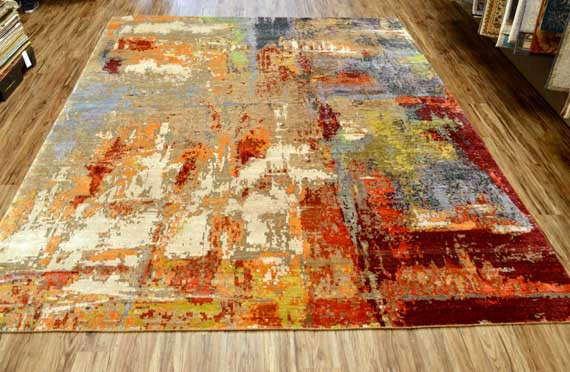 abstract Rugs San Diego
